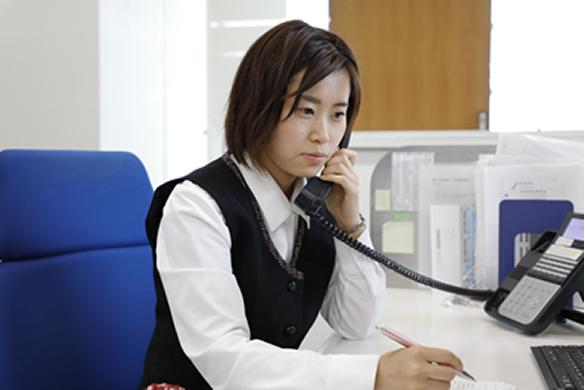 総務部_電話対応